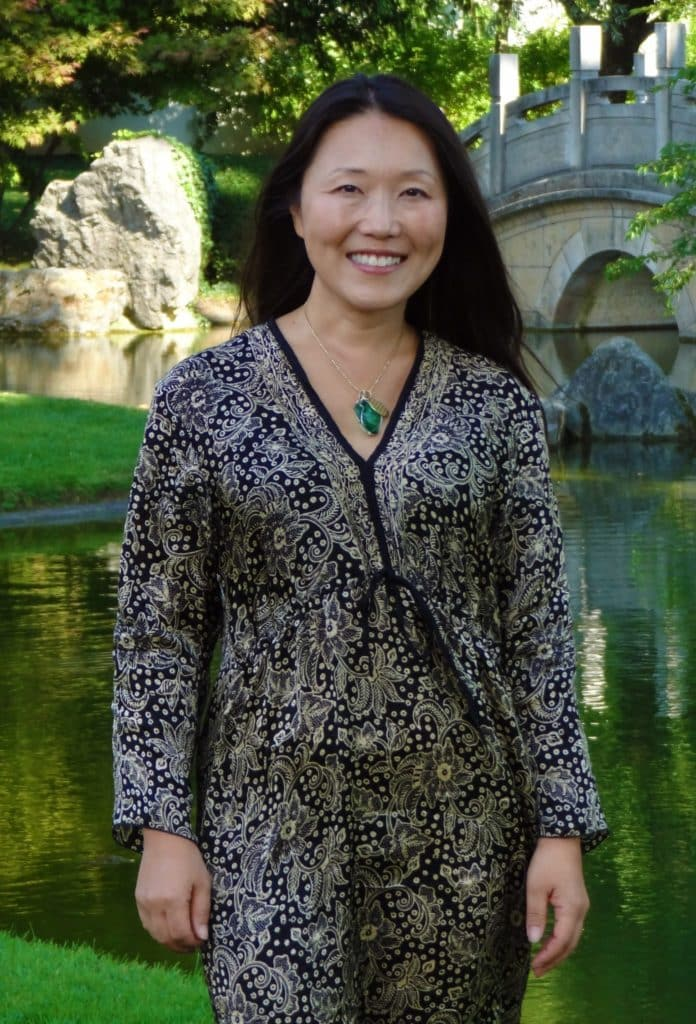 Eunjung Choi. Gifted, Intuitive, Spiritual Advisor and Energy Worker. Eunjung's Life is Committed to Awakening Global Consciousness!