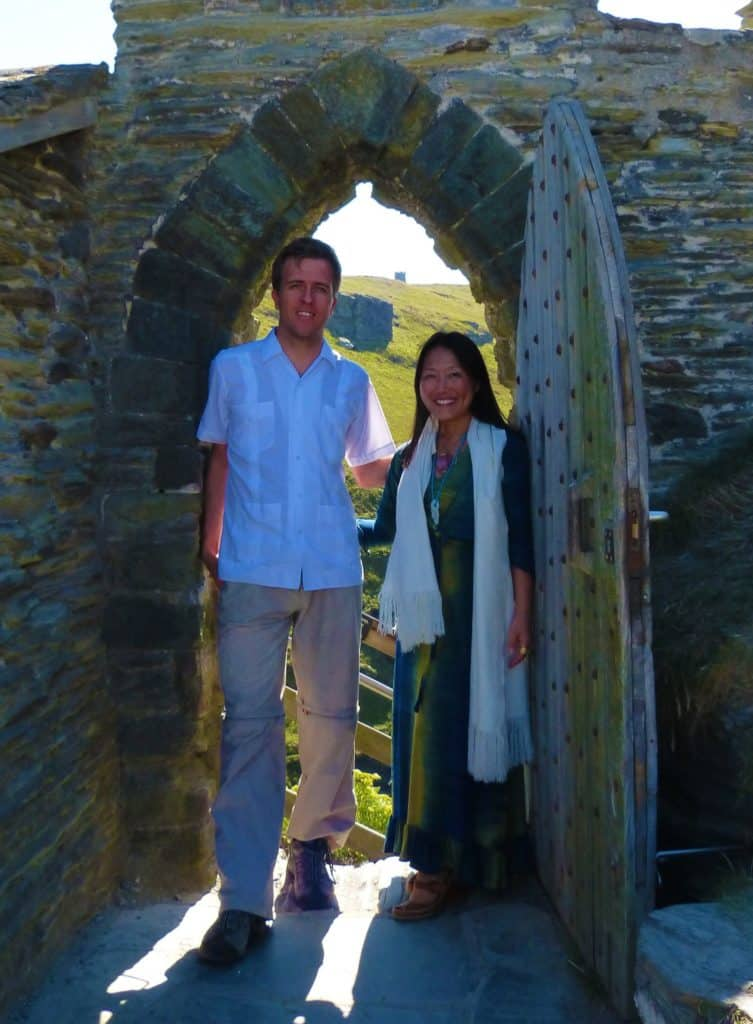 Sacred Journeys with Yves Nager and Eunjung Choi. Magical and Transformative Soul-Heart Experiences. Let Yves and Eunjung create the most memorable experience of your life.