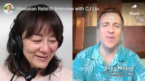 Yves Nager Hawaiian Rebirth - Interview with CJ Liu