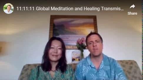 Yves Nager Hawaiian Rebirth - 11:11:11 Global Meditation and Healing Transmission