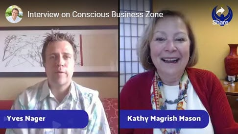 Yves Nager Hawaiian Rebirth - Interview on Conscious Business Zone