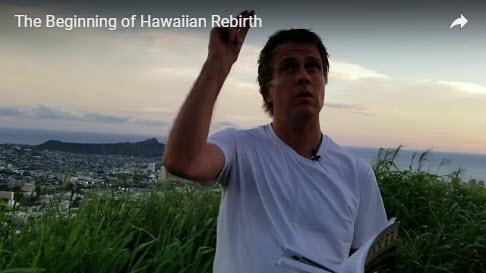 Yves Nager Hawaiian Rebirth - The Beginning of Hawaiian Rebirth